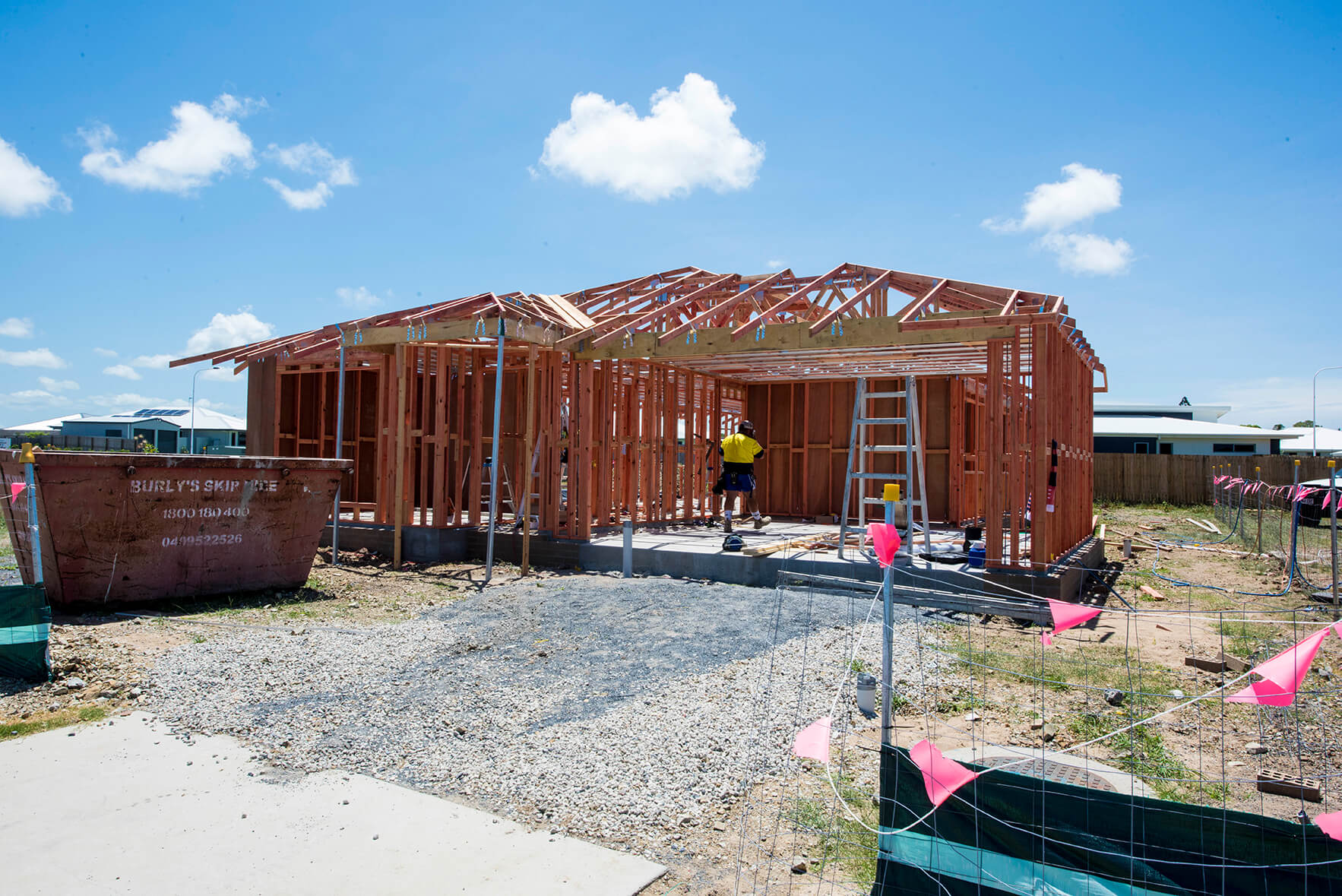 Homes Under Construction (May)
